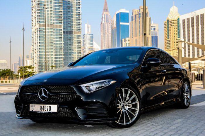Rent Mercedes Benz CLS 450 2020