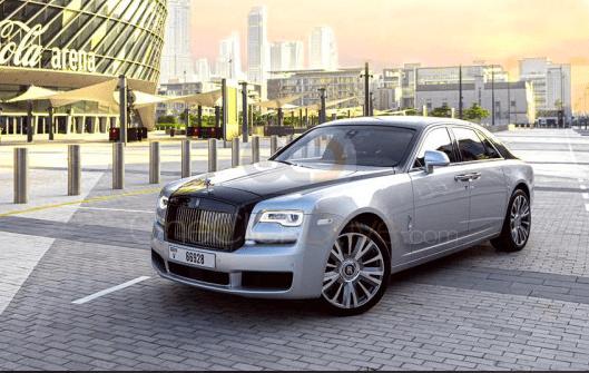 Rent Rolls Royce Ghost Series 5I 2019
