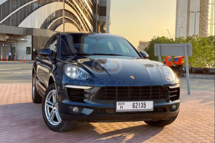 Rent Porsche Macan Turbo