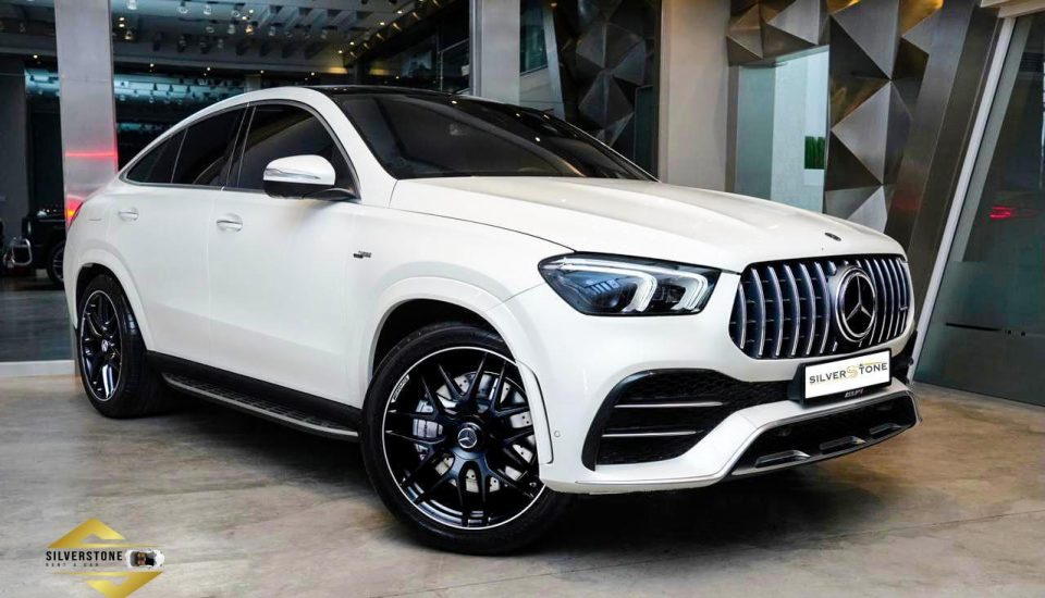 Rent Mercedes Gle 63 AMG Coup