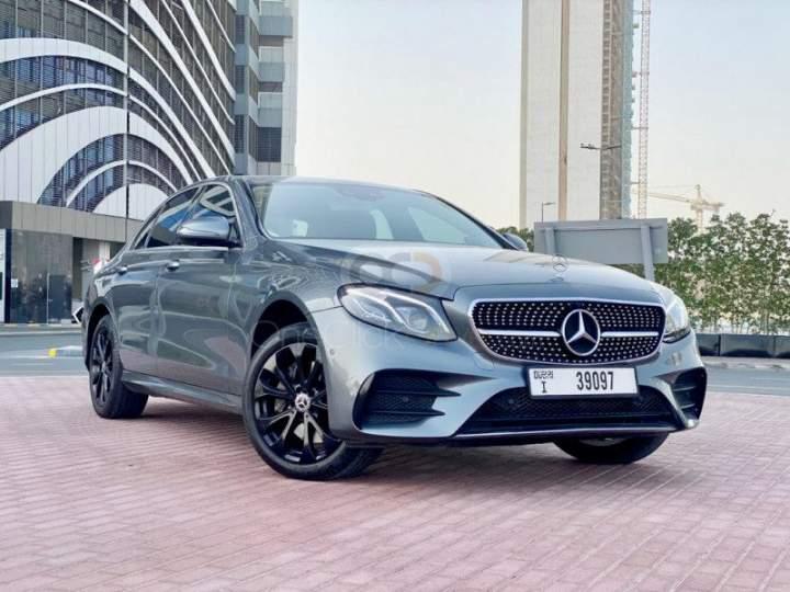 Rent Mercedes Benz E300 2019